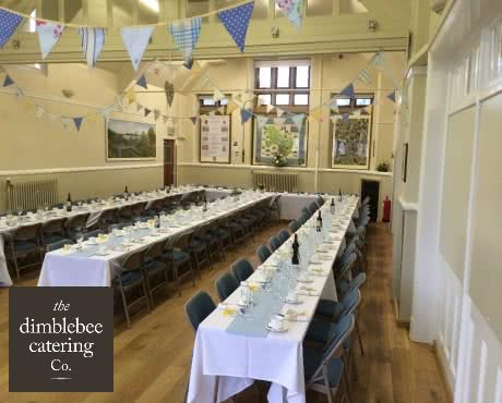 caterers for village halls historic buildings and venues midlands