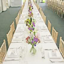 dimblebee high quality event caterers and corporate event catering services in Leicestershire and Midlands