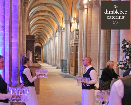 dimblebee professional outside caterers for events leicester warwick coventry northampton oxford canapes informal sharing menus relaxed wedding menus