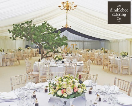 Dimblebee Catering Outside Caterers Midlands Wedding Caterers